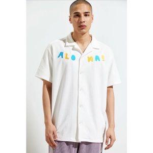 Art of Scribble Aloha Shirt
